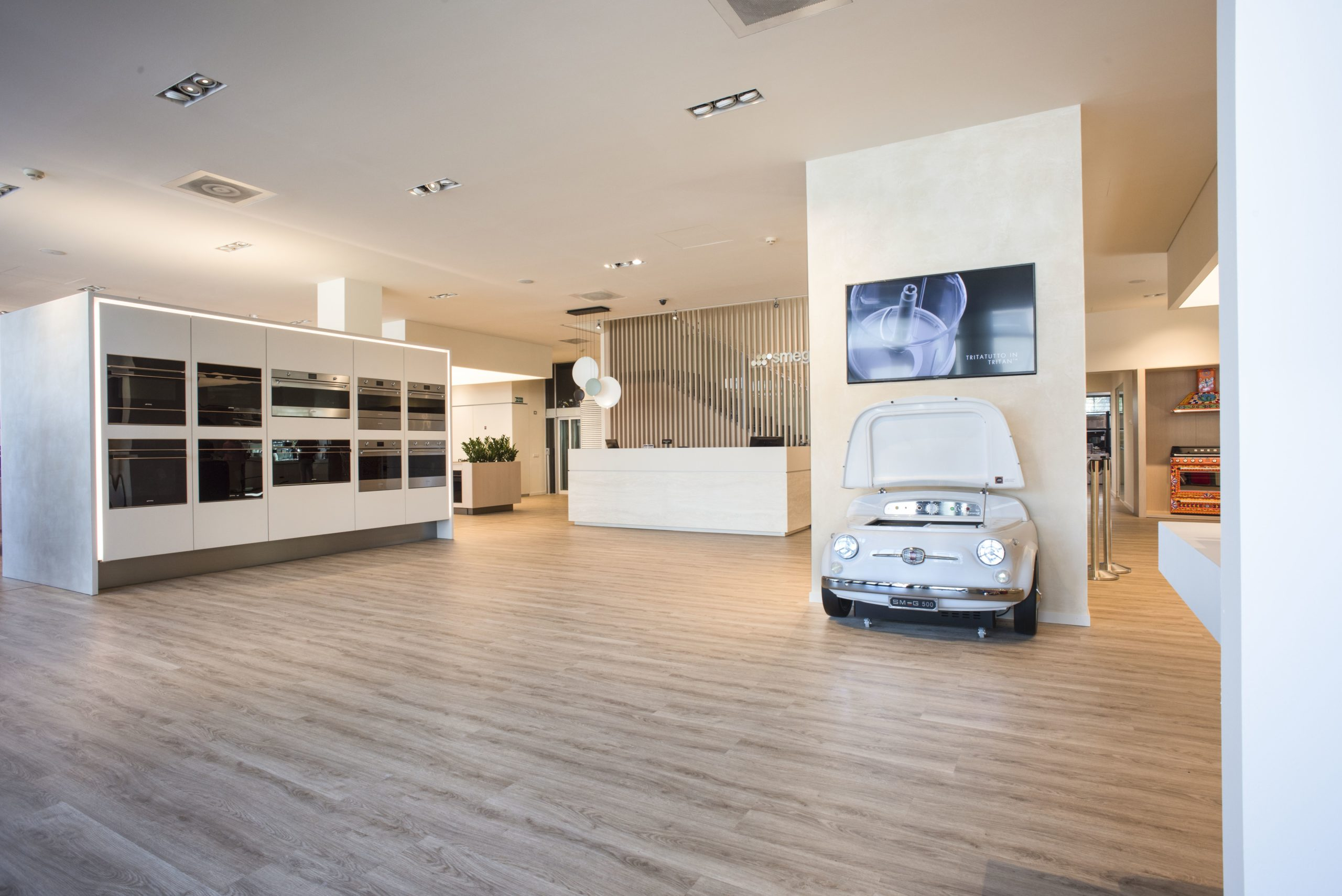 Smeg Showroom Reggio Emilia
